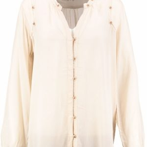 10 feet viscose blouse natural XL creme