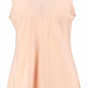 Broadway soepele viscose zachtroze top L roze