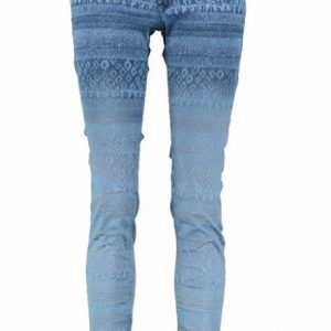 Guess beverly ankle skinny heupjeans W24 blauw
