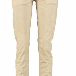 Le temps des cerises tapered ankle chino W23 beige
