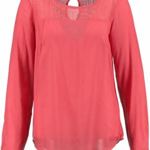 Object blouse spiced coral 36 roze