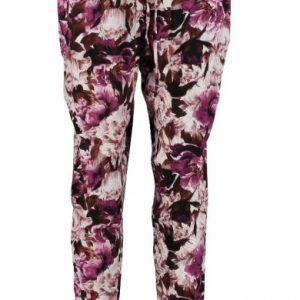 Object soepele printbroek S multicolor