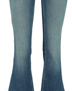 Only cheryl regular flared jeans - valt kleiner W28-L32 blauw