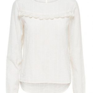 Only off white longsleeve 38 creme