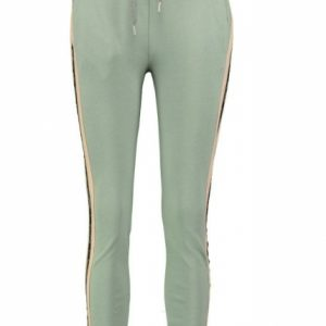 Pure white ankle tapered slim fit sweatbroek S multicolor