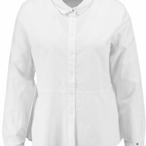 Tommy hilfiger witte blouse M wit