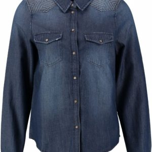 Vero moda denim blouse S blauw