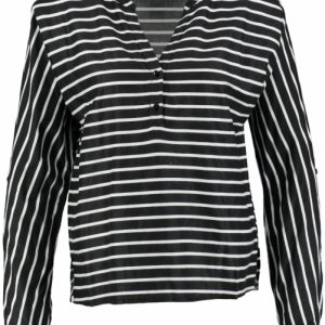 Vero moda loose fit blouse shirt S zwart